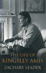 Front Cover - The Life of Kingsley Amis