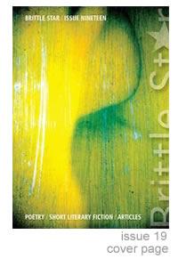 Poetry Magazines - Brittle Star <IMG border=0 src