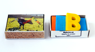 Matchbox 10 in two halves