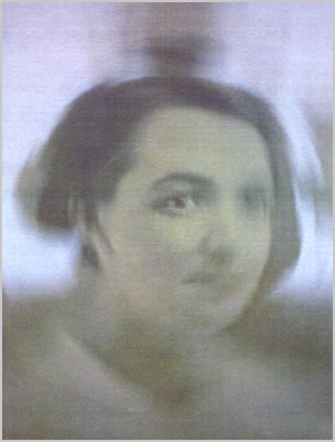 Picture of woman's face