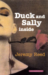 Duck and Sally inside by Jeremy Reed - Front Cover