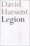 Legion by David Harsent - Front Cover