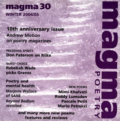 Magma 30 Cover Page